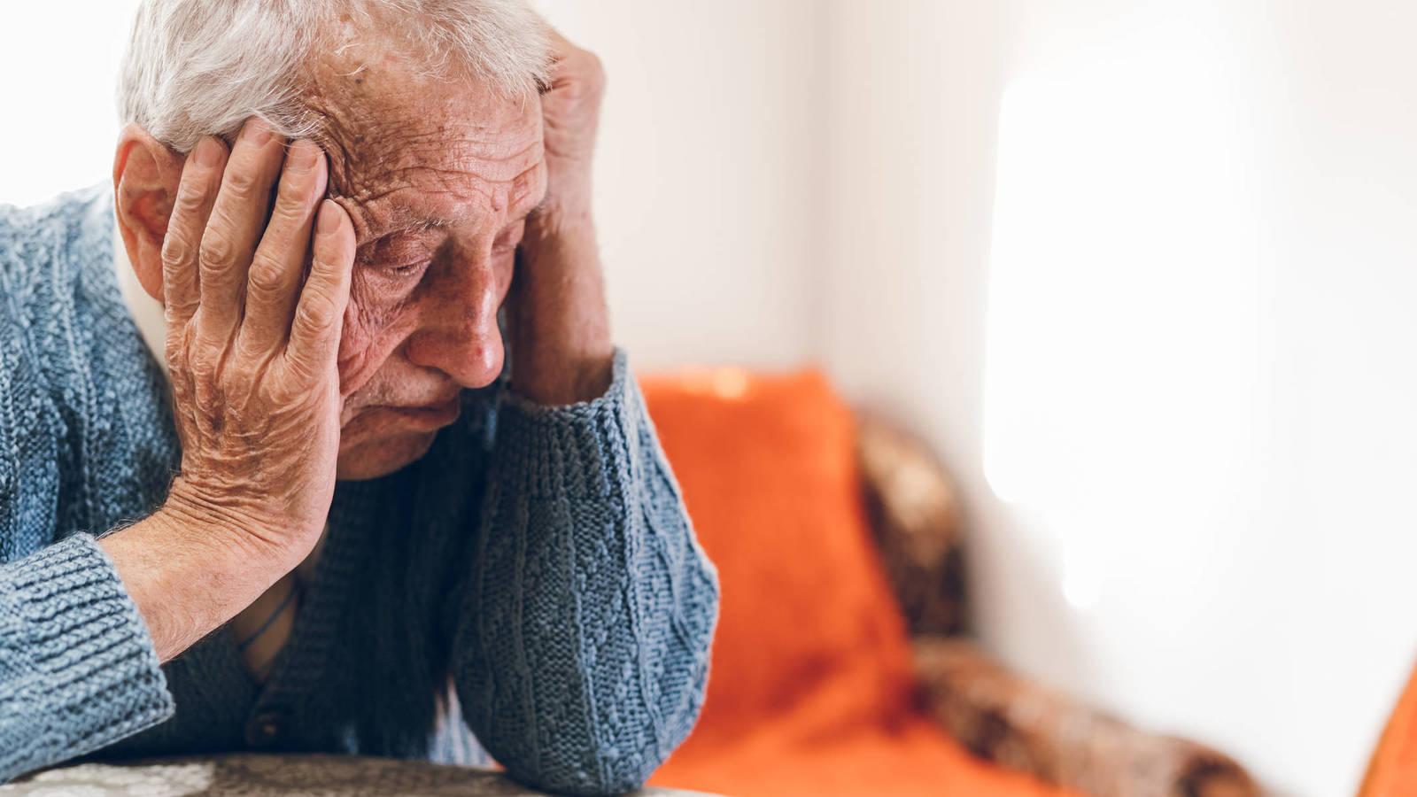 Falta de empatía abuelo