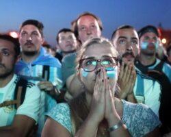 Argentina rezando 1