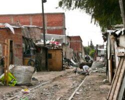 Pobreza villa vías