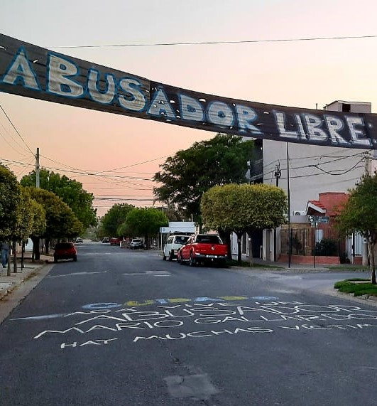 Abusador libre vertical