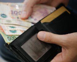 Billetera inflación salario