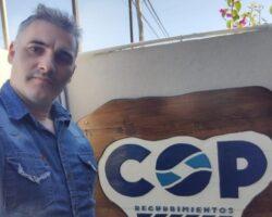 Pedro Ambrosio empresario solidario Villa Nueva