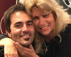 Alicia Giubergia y Alejandro Larose vertical
