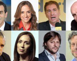 Candidatos campaña Buenos Aires