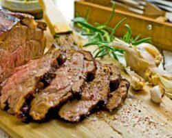 Carne asada tabla