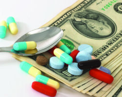 Medicamentos billetes