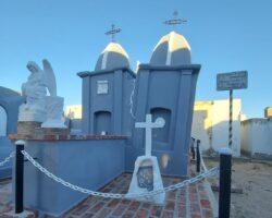 Tumbas separadas Villa Nueva